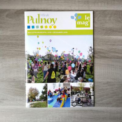 Bulletin municipal Ville de Pulnoy