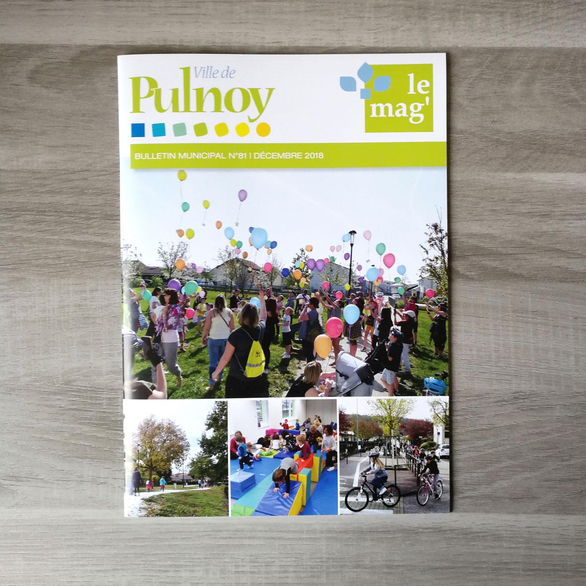 Bulletin municipal 2018 Ville de Pulnoy