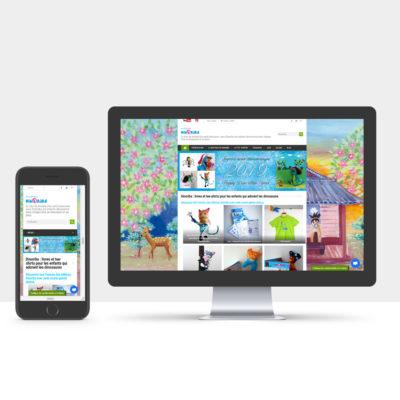 Site web éditions Dinoribs