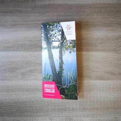 Guide touristique hébergement & restauration Terres de Lorraine