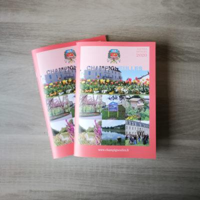Agenda Guide 2020 Ville de Champigneulles