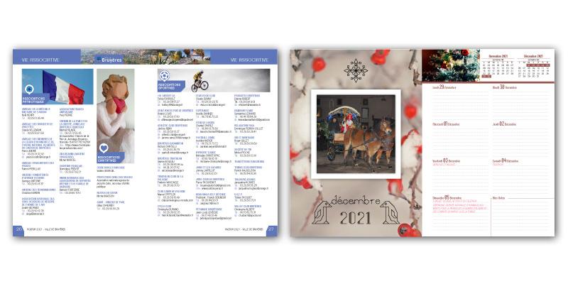 agenda guide ville de bruyères 2021