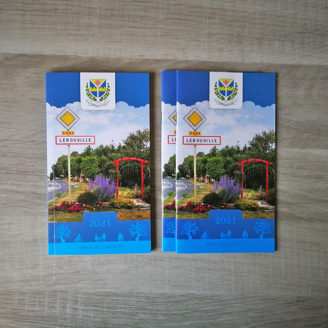 Agenda de poche Ville de Lérouville